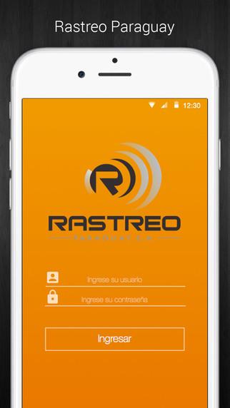 Rastreo Paraguay Mobile
