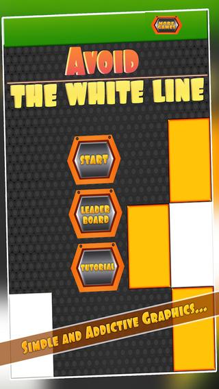 Avoid The White Line