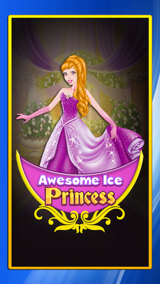 Awesome Ice Princess Wardrobe Dress-Up : Hairstyle and Outfit Salon FREE