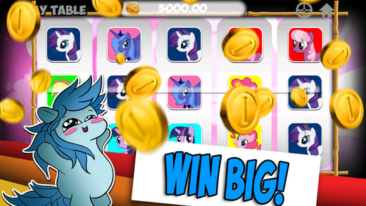Fantasy Slots - Little Pony Version