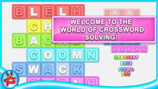 Words and Riddles: Crossword Puzzle Full