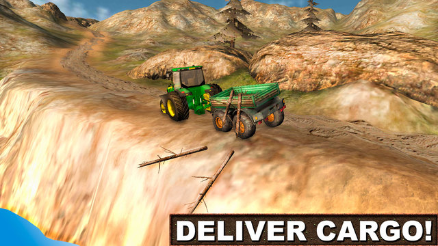 Farming Tractor Driver 3D Screenshots