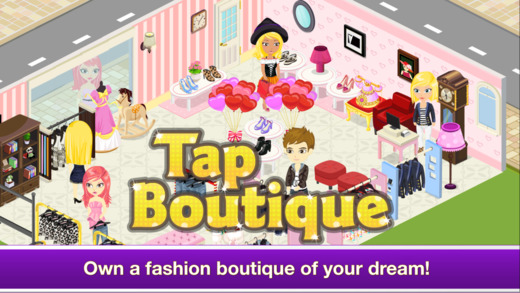 Tap Boutique - Girl Fashion