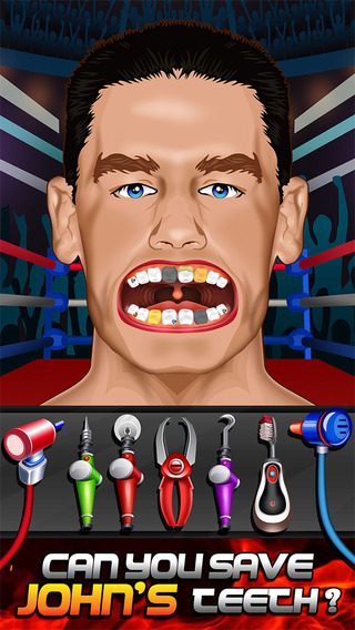 Wrestling Dentist Surgery Doctor - WWE Edition