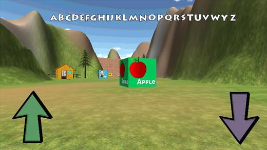 Kids ABC 3D