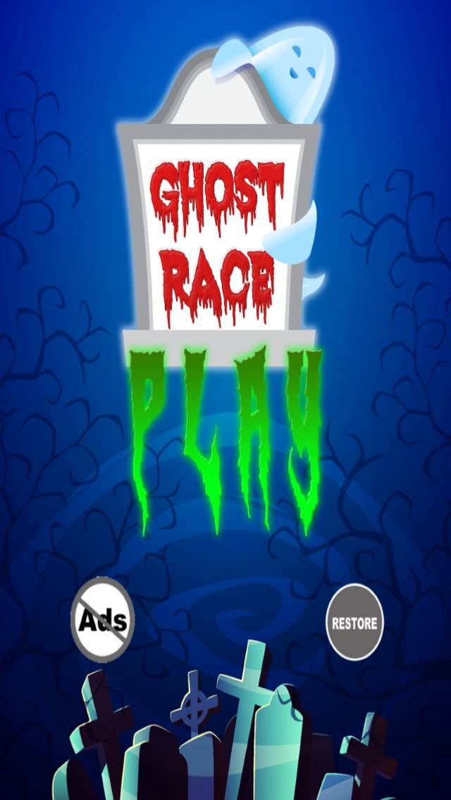 Ghost Race - Swing Your Way Up And Become A Zombie