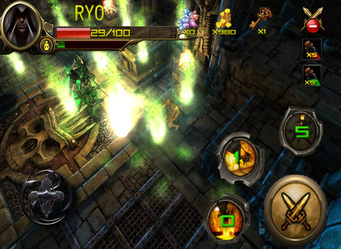 Dungeon Warrior-Ninja Assassin Screenshots