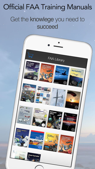 FAA Aviation Library - Pilot Training Flying Handbooks and A P Manuals