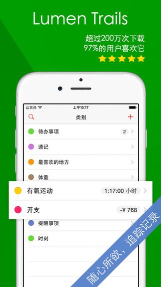 GTD Organizer+ - Lumen Trails 日常整理器[iOS]丨反斗限免