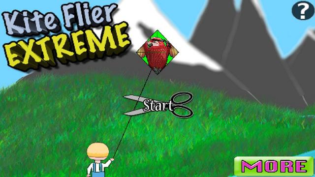 【免費遊戲App】Kite Flier Extreme-APP點子