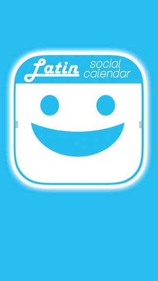 Latin Social Calendar