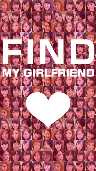 FIND MY GIRLFRIEND