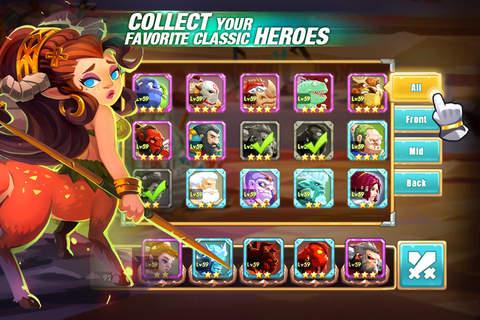 We Heroes - Guild War screenshot 4