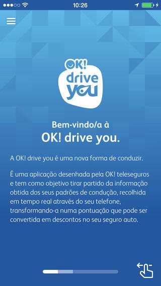 OK drive you