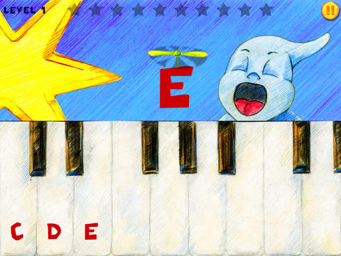 Piano Learning Games – Online Piano Music Teacher For 4+ Kids для iPad