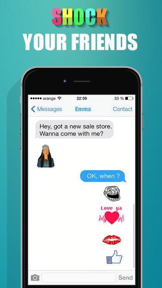 New Emoji - Extra Emojis Pro