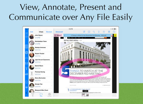 ViewChat PDF Reader with Instant PDF Converter - Best PDF collaboration tools