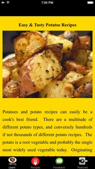 Easy Tasty Potatoe Recipes