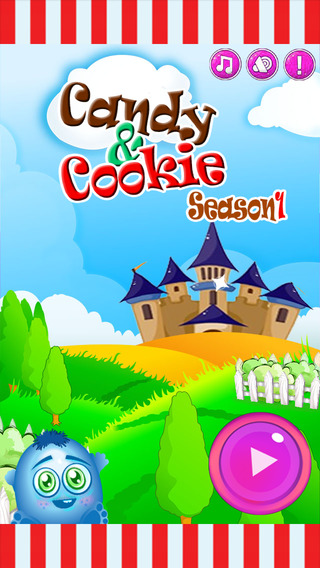 Candy and Cookie