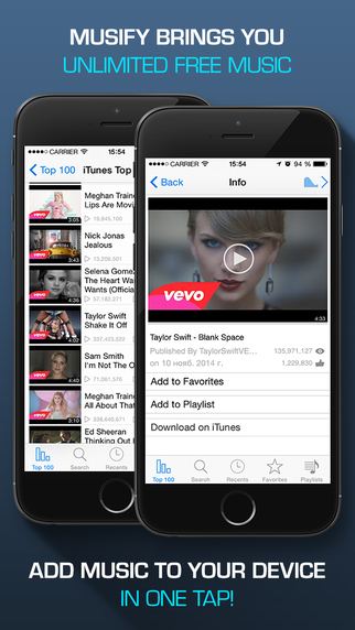 Musify Video Tube For YouTube - Free Music Player and Streamer
