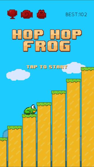 Hop Hop Frog - Leap Froggy Hopper