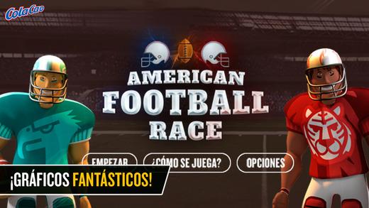 AMERICAN FOOTBALL RACE - Juego de Fútbol Americano