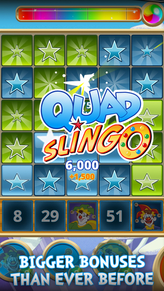 Slingo Adventure - Free Bingo Spin Game