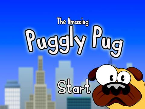 Amazing Puggly Pug