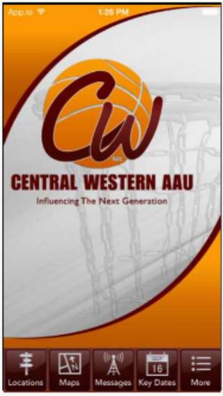 Central Western AAU