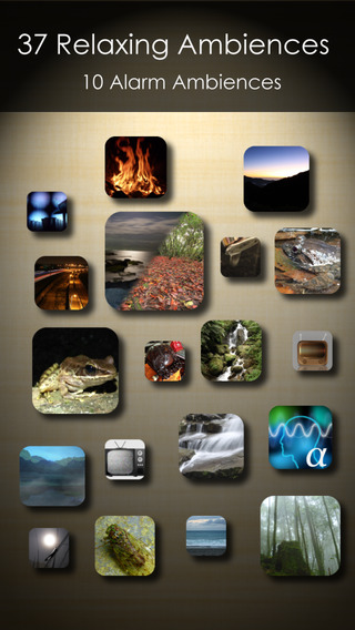 Relax Soundscapes Lite: white noise and relaxing ambiences for sleep relax meditation and concentrat