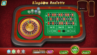 Kingdom Roulette