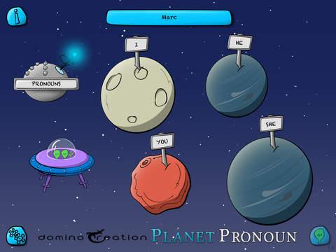 Planet Pronoun Lite