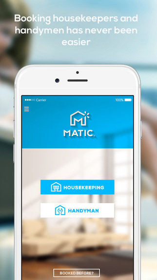 Matic Services - Book qualified housekeepers handymen in Dubai