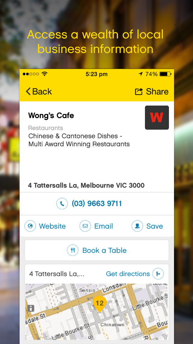 Yellow Pages Australia