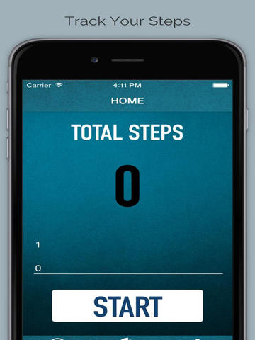Step Counter Plus - Free Personal Trainer tracks Exercise and Distance Screenshots