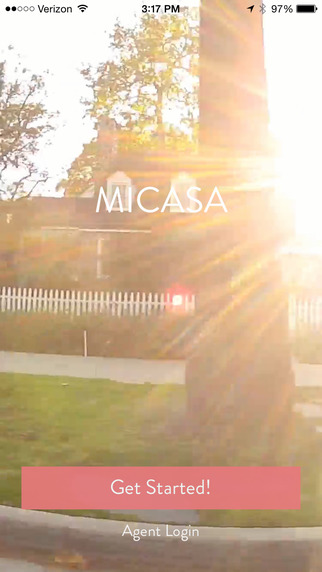 Micasa - Look for homes to buy and chat with your agent about the ones you like.