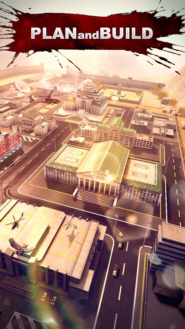 Invasion: Online War Game  Screenshot