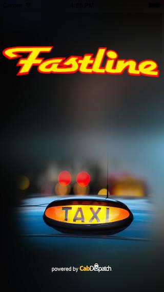 Fastline Taxi Booker
