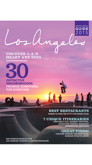 L.A. Official Visitors Guide