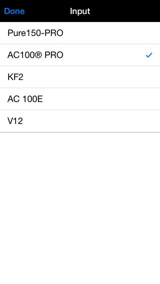 Adhesive Volume Calculator iPhone Screenshot 2