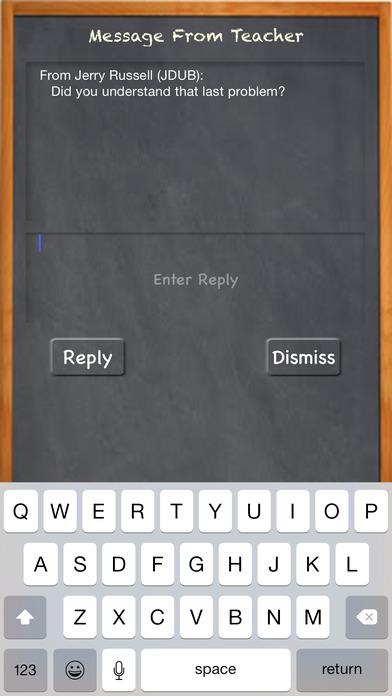 LanSchool Student for iPad iPhone Screenshot 3