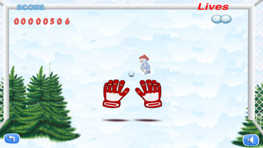 Christmas Snow Ball Kicker Pro - best virtual football kicking game