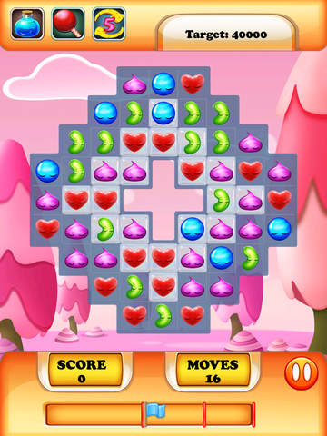 Candy Hero Dots HD