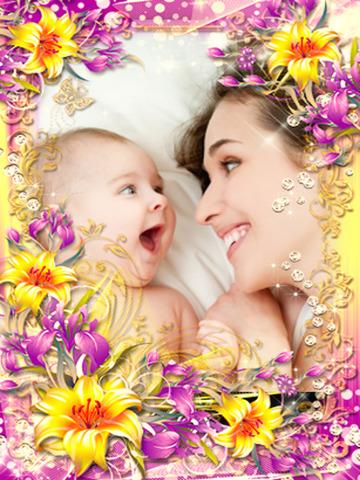玩免費攝影APP|下載Mothers' Day Frames Exquisite app不用錢|硬是要APP