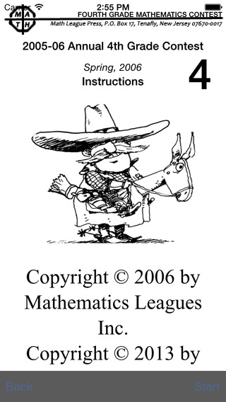 Math League Contests Questions and Answers Grade 4