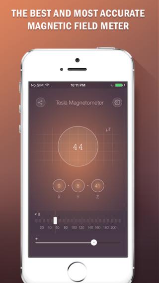 Tesla Magnetometer