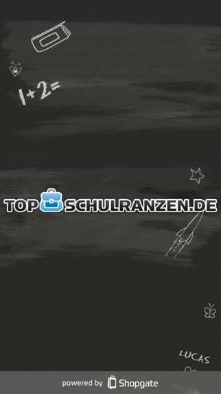 TOP Schulranzen