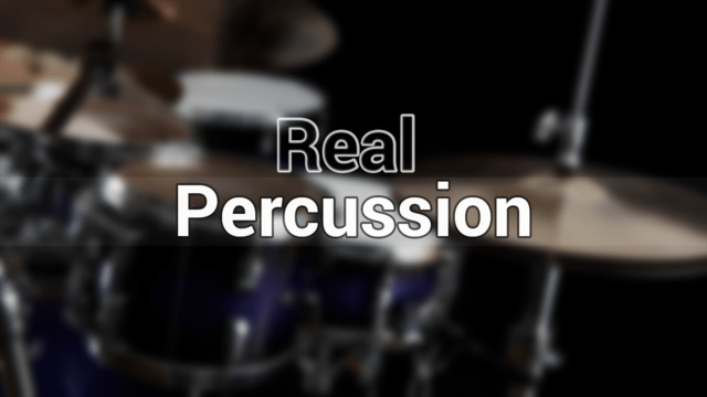 Band Boom Real Percussion