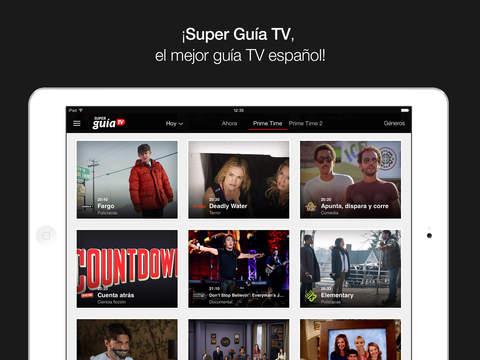 Super Guía TV la mejor programación TV