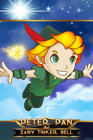 Peter Pan and Zany Tinker Bell edition PRO screenshot 1